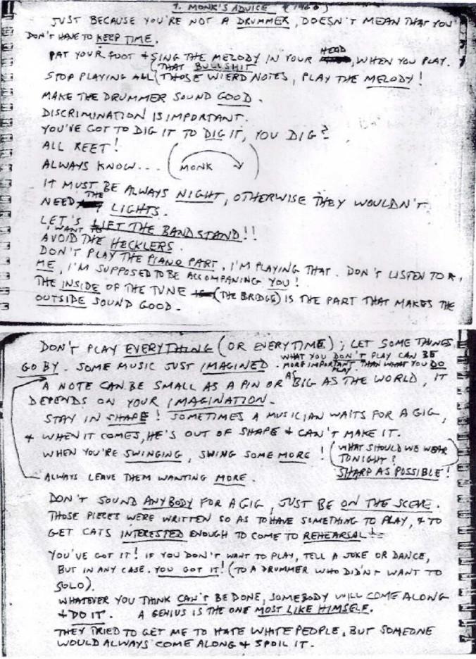 gig-advice-thelonious-monk