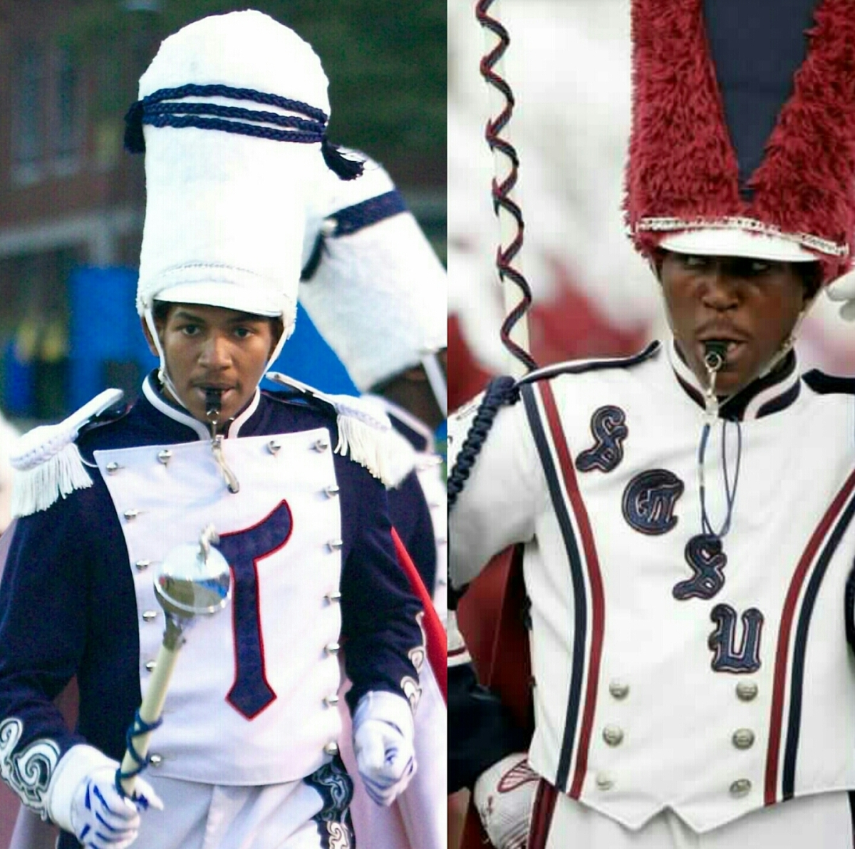 WHAT DOES THE MARCHING 101 OF SC STATE & TENNESSEE STATE'S ARISTOCRAT OF BANDS HAVE IN COMMON?...